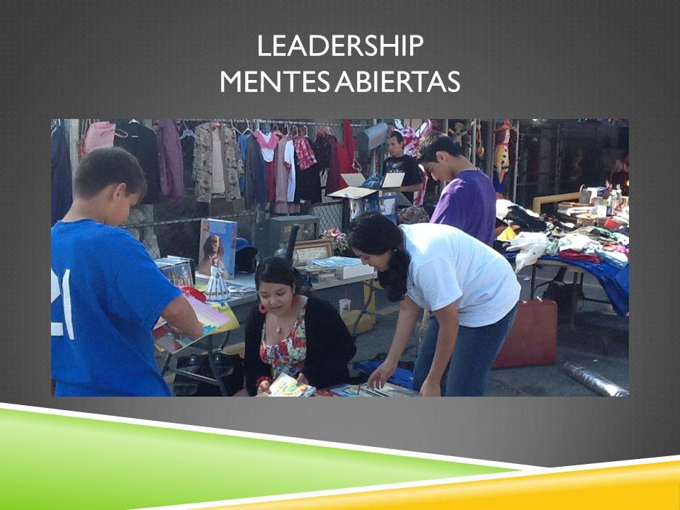 LEADERSHIP MENTES ABIERTAS