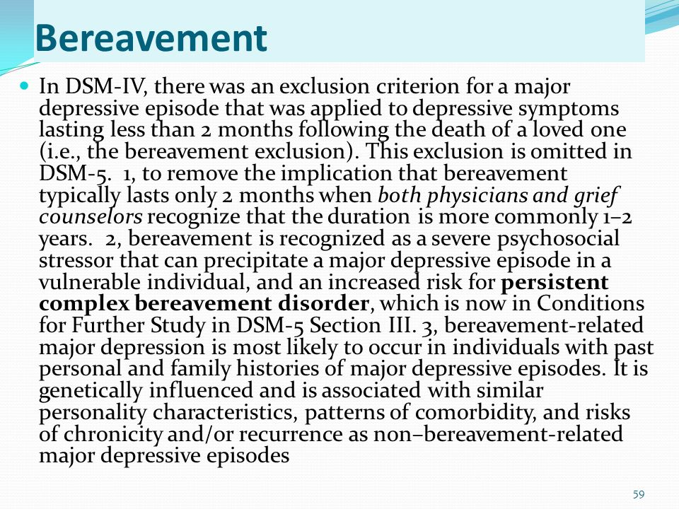 Depressive Disorders DSM-5 contains several new depressive disorders, including disruptive mood dysregulation disorder and premenstrual dysphoric diso