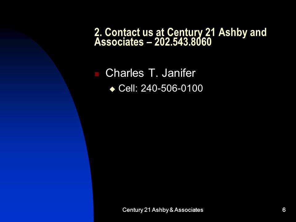 Century 21 Ashby & Associates6 2.