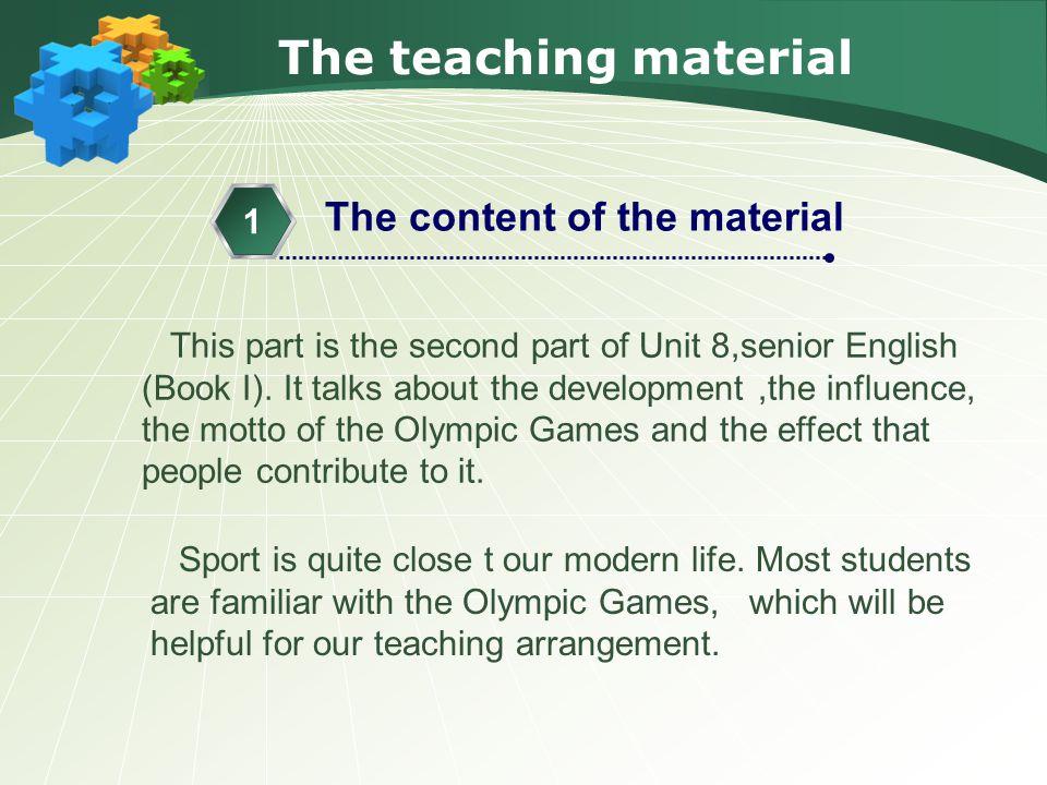 The teaching procedure Step 3 Reading 1.