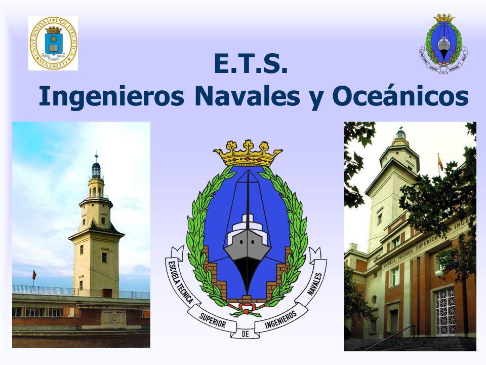 E.T.S. Ingenieros Navales y Oceánicos