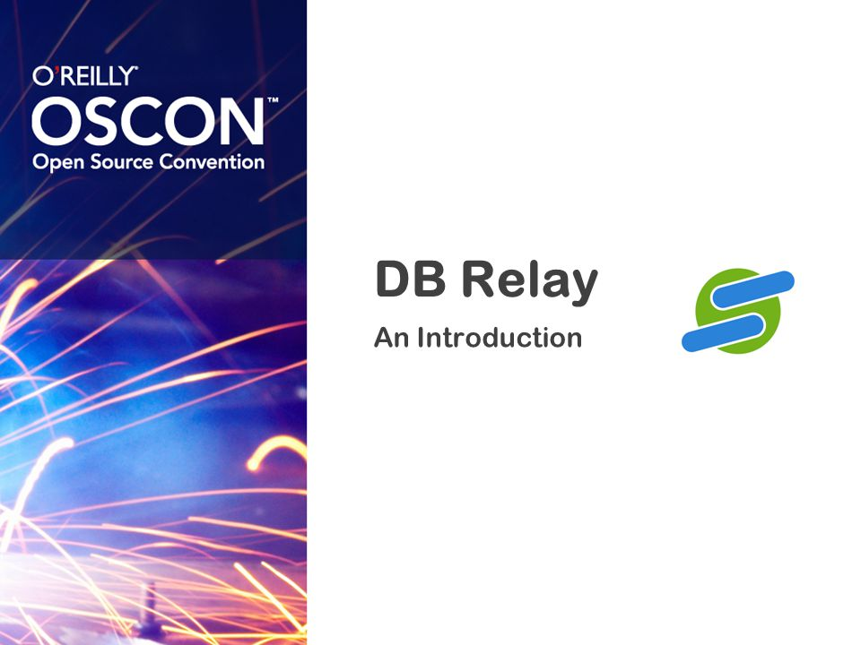 DB Relay An Introduction