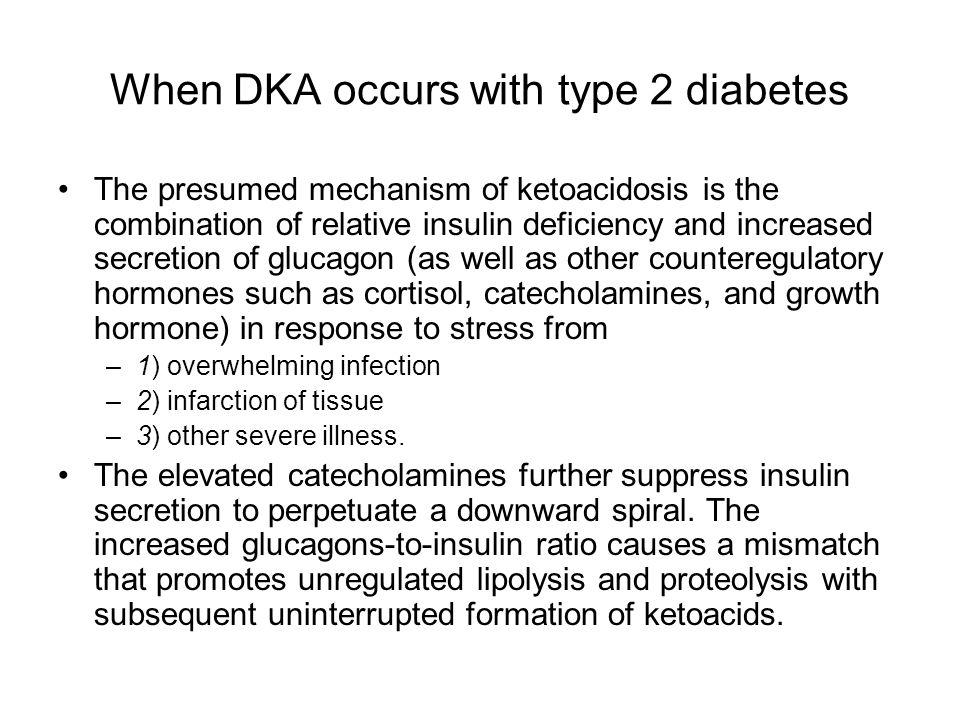 DKA & Type 2 DM Case Study: Diabetic Ketoacidosis in Type 2 Diabetes: Look Under the Sheets –Brian J.