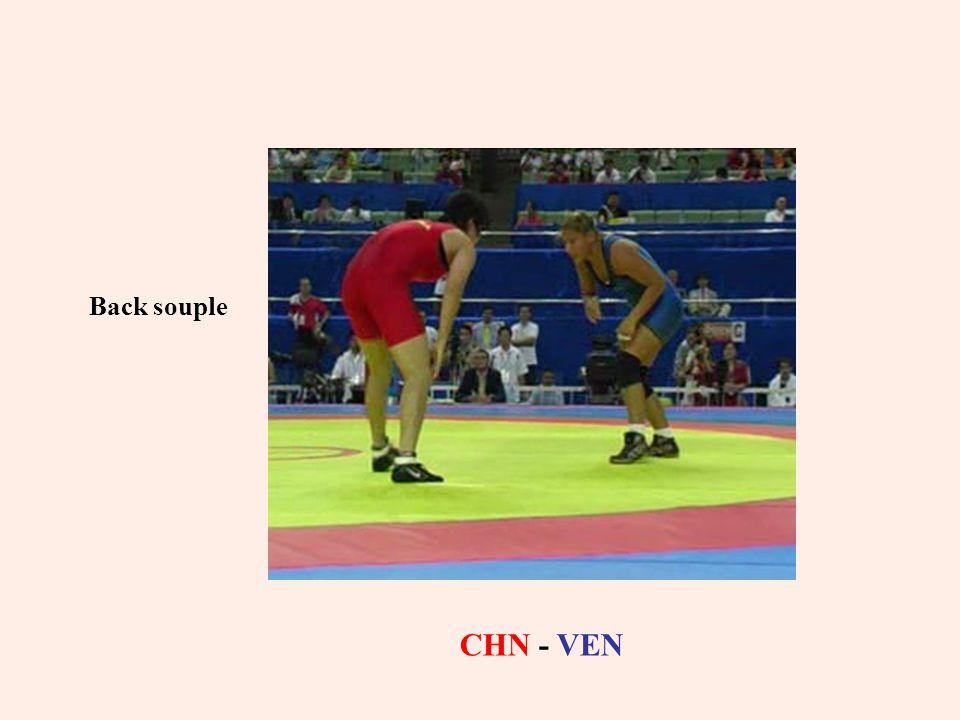 Back souple CHN - VEN