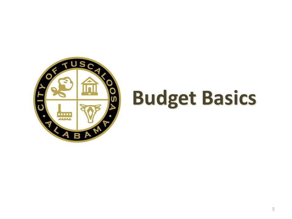 Budget Basics 5