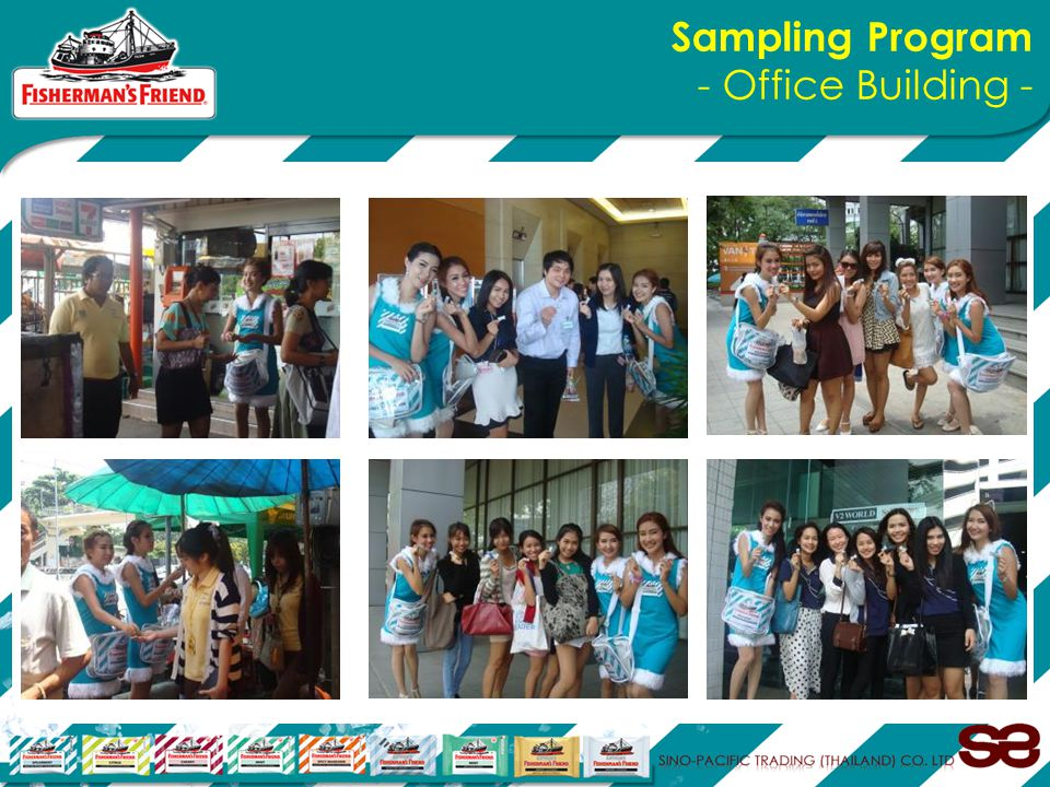 Sampling Program - Office Building -