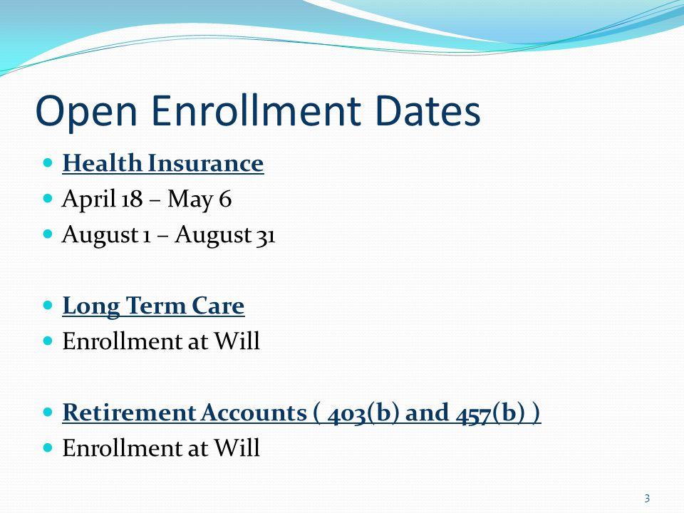 Current Benefits Current benefits remain in effect until September 1, 2011.