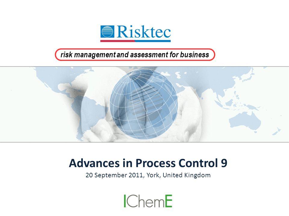 Advances in Process Control 9 Jasjeet Singh Typical BOP System