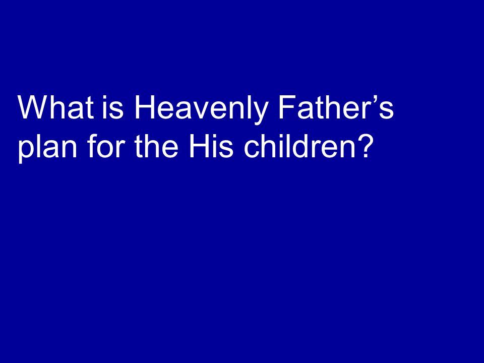 What is the role of temple ordinances in our Father's plan?