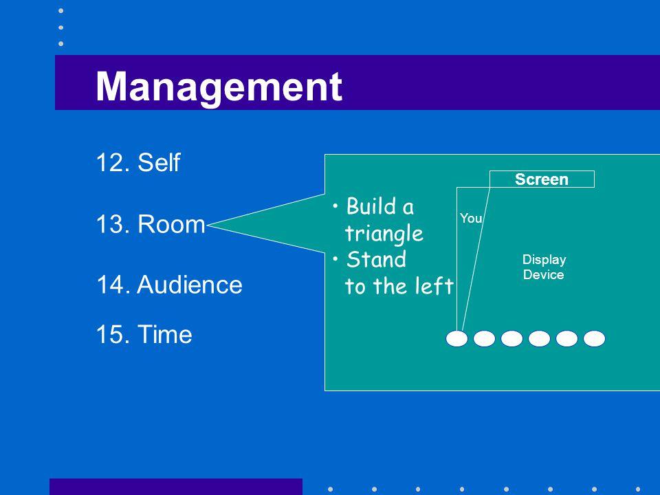 Management 12.