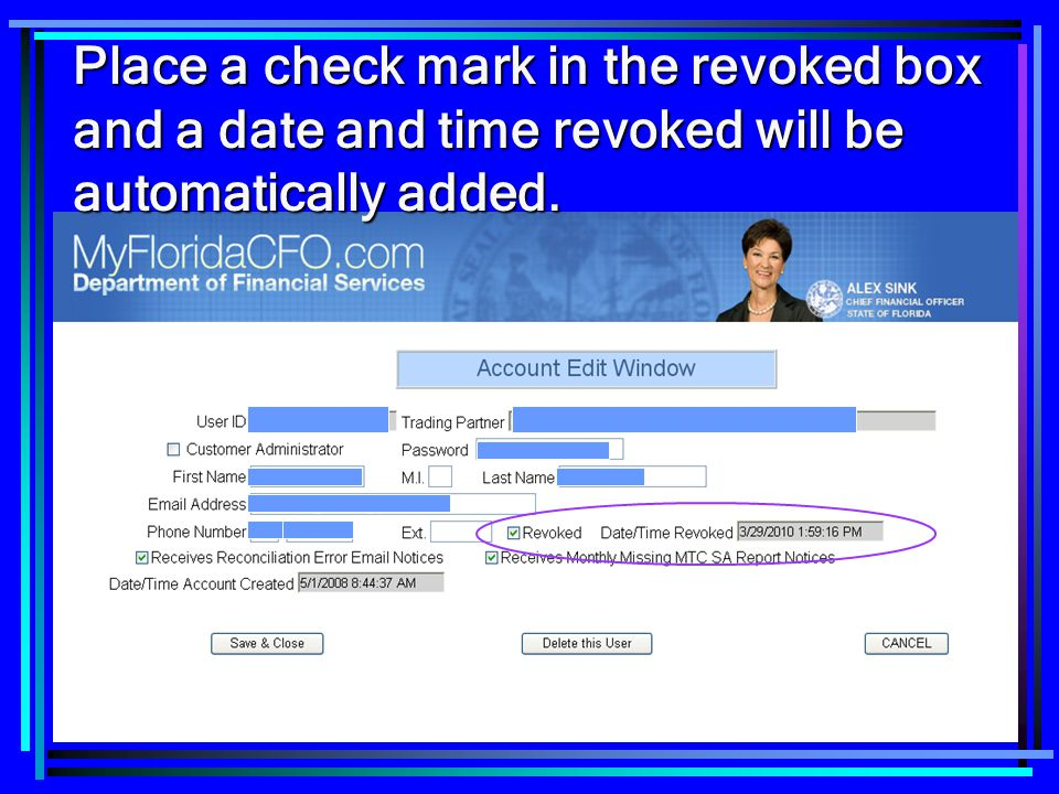 59 The Claims EDI (TA-FL) Errors Detail Report was added in response to a suggestion from a Trading Partner.