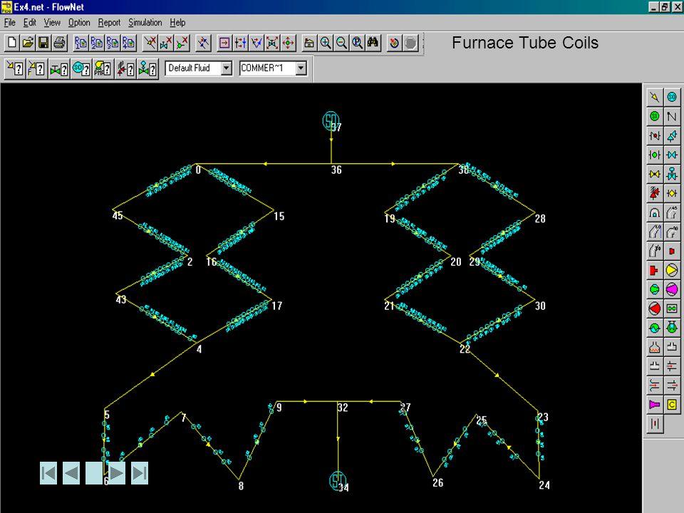 Furnace Tube Coils