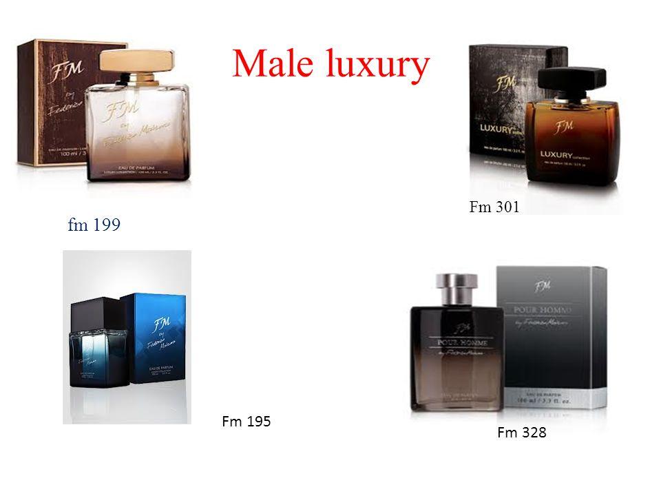 Male luxury fm 199 Fm 301 Fm 195 Fm 328