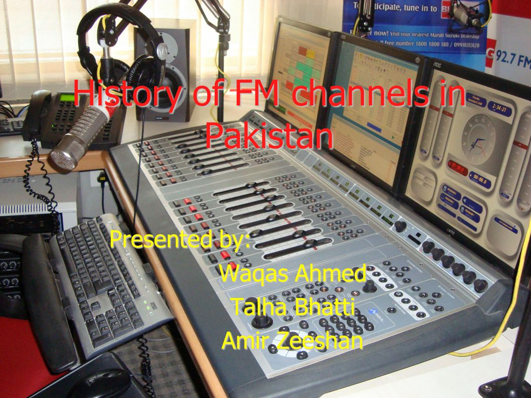 Mast FM 103 MAST FM 103 started its first transmission in April 2004 from Karachi, Lahore and Faisalabad.
