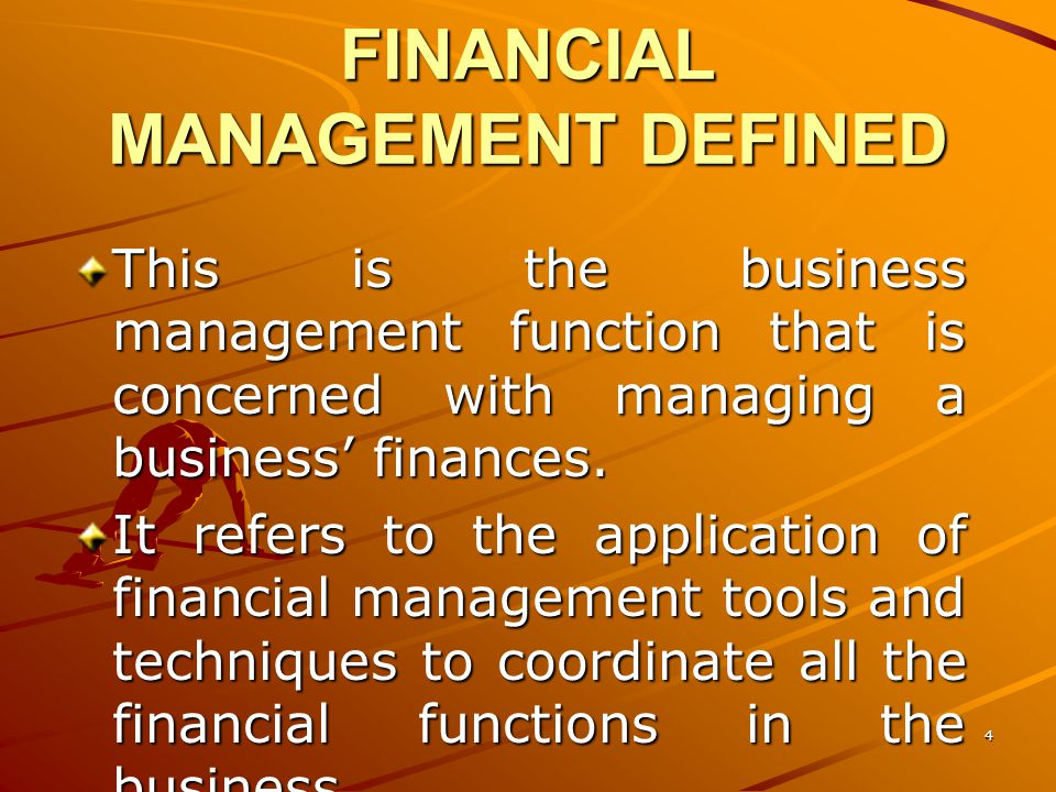 5 Functions of a Financial Manager Spearheading the process of capital budgeting Managing the liquidity of the firm.