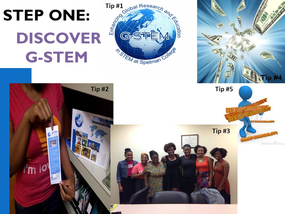 DISCOVER G-STEM What does G-STEM stand for.