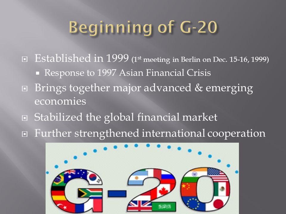 South Africa (2007)  Brazil (2008)  UK (2009)  Republic of Korea (2010)  France (2011, current)  Canada (1999-2001)  India (2002)  Mexico (2003)  Germany (2004)  China (2005)  Australia (2006)