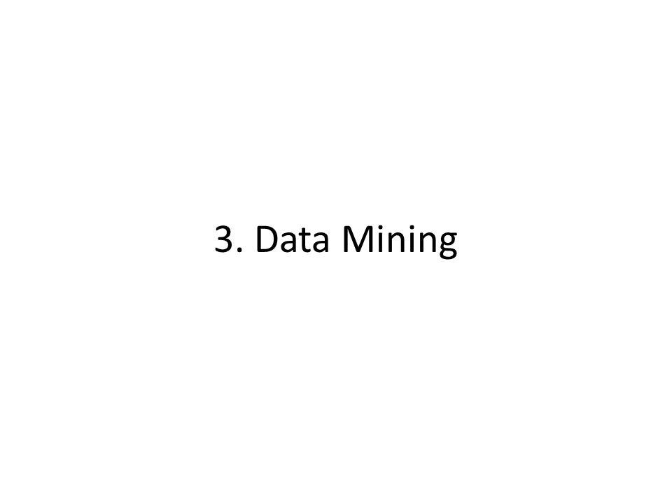 3. Data Mining