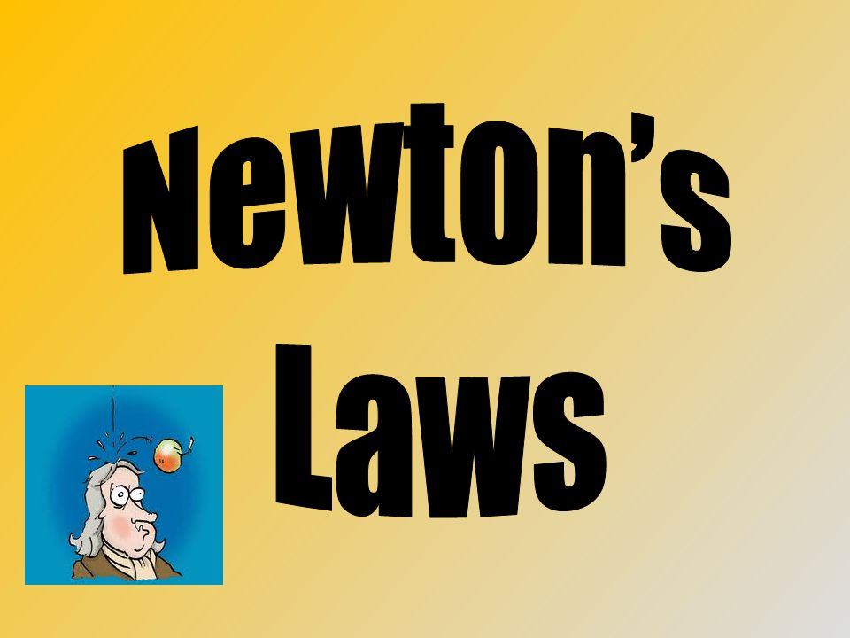 Newton's 3 rd Law Example Standing on perfectly smooth ice, Eric pushes Andrew with a force of 20N to the right.