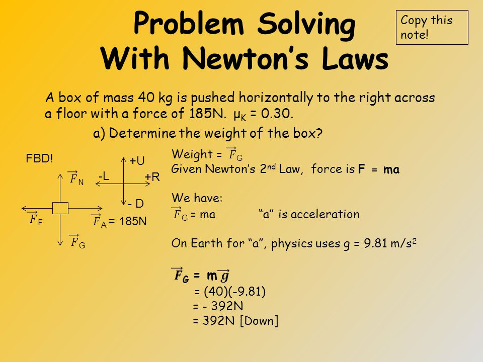 Newton's 3 rd Law Action-Reaction Video