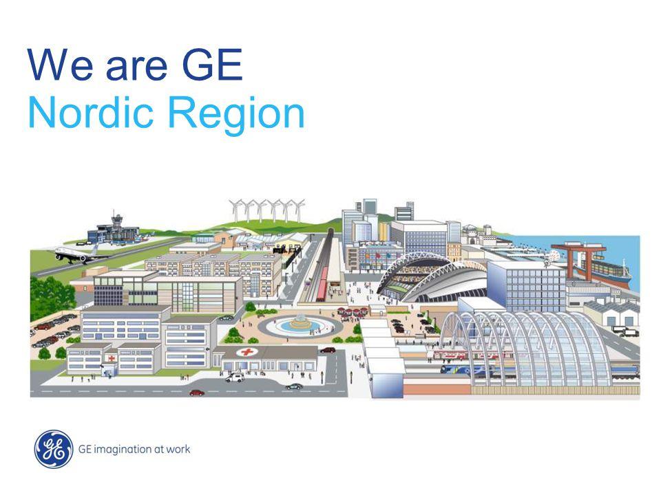 22 / GE Nordic region / 10 October 2014