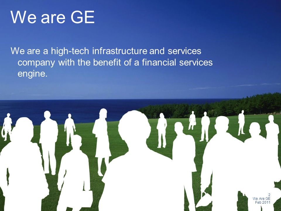 13 / GE Nordic region / 10 October 2014 Home & Business Solutions GE Home & Business solutions provides a broad range of products and services throughout the world, including appliances, lighting and automation solutions.