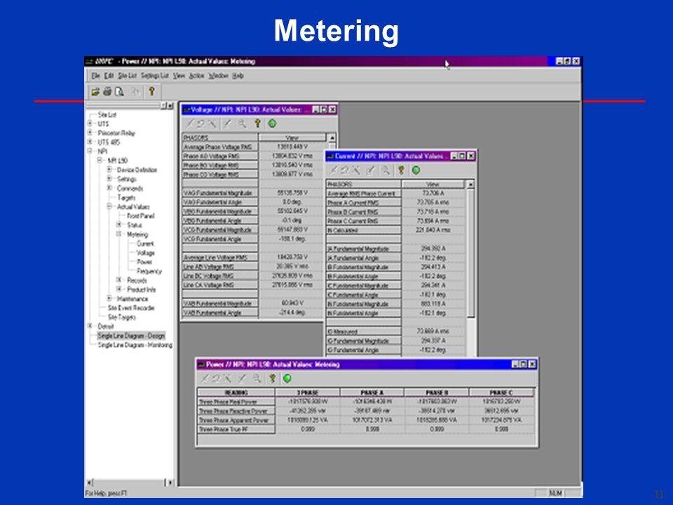 11 Metering