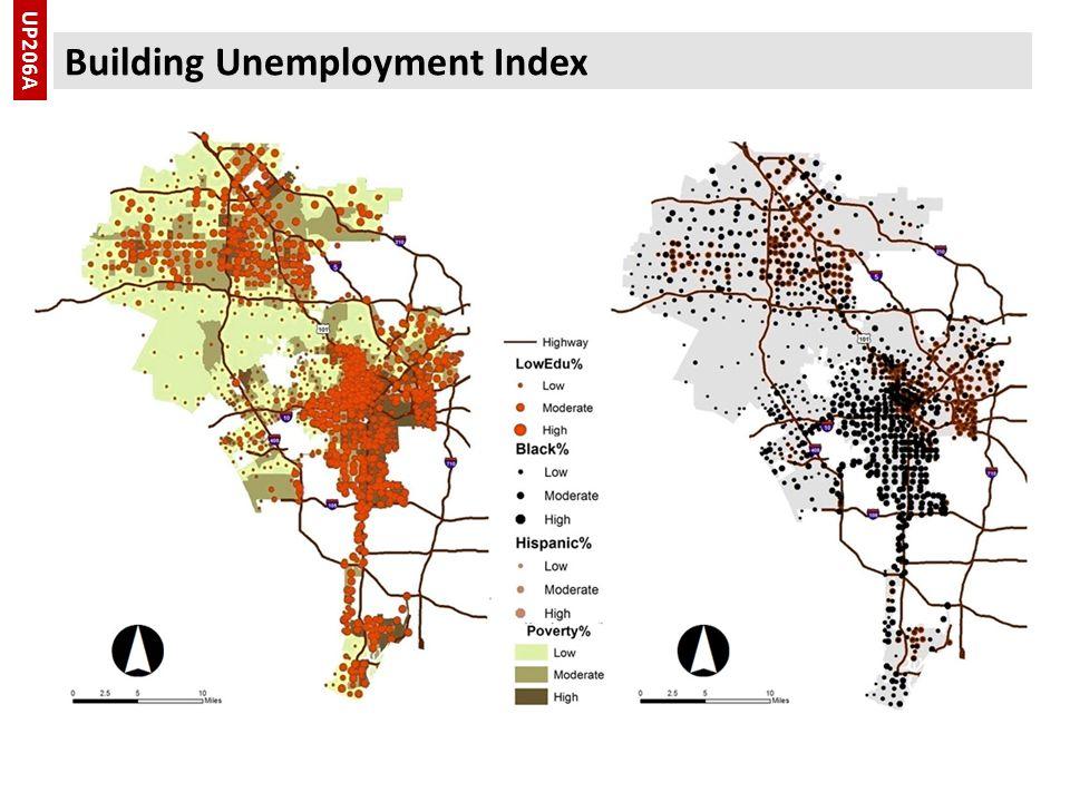 CAUPD Building Unemployment Index UP206A