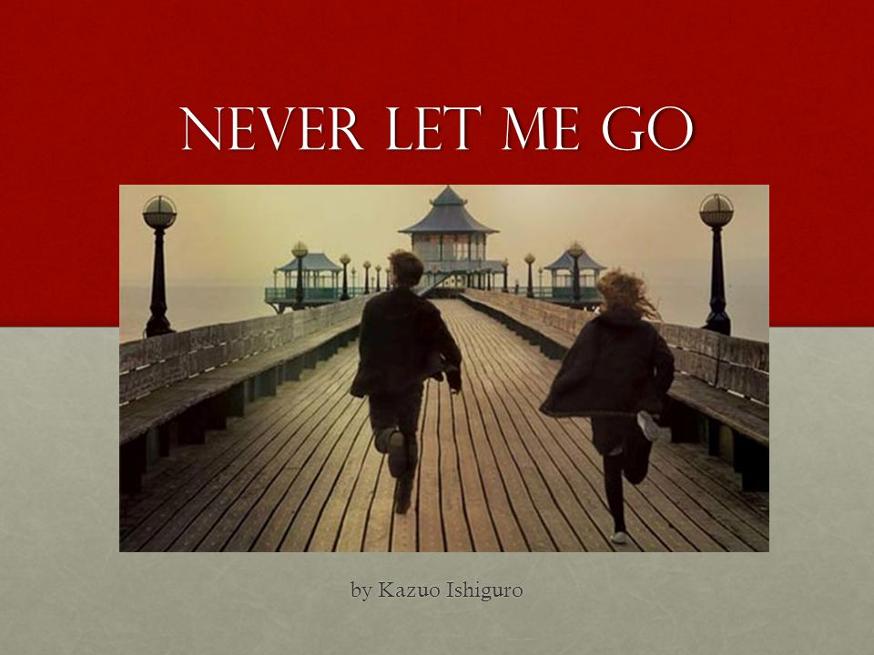 Author Background Kazuo Ishiguro is a Japanese-British writer born on November 8 th 1954.