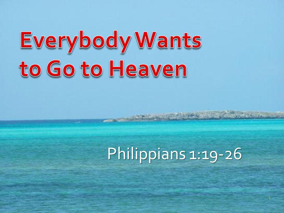 Philippians 1:19-26 1