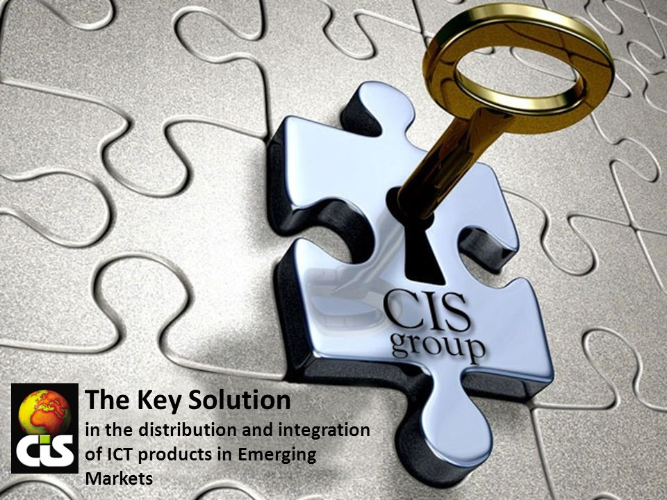 The Key Solution in the distribution and integration of ICT products in Emerging Markets