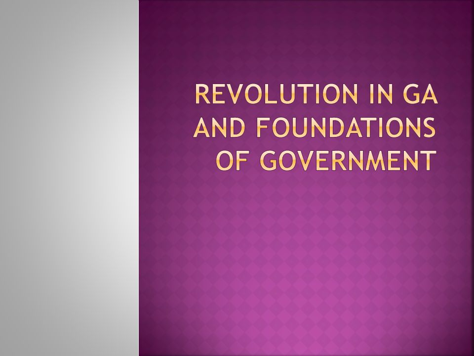  Delegates studied many types of government  republic: a form of government in which power resides with the citizens who elect representatives to make laws  James Madison described a government in which a large number of people voted for the representatives