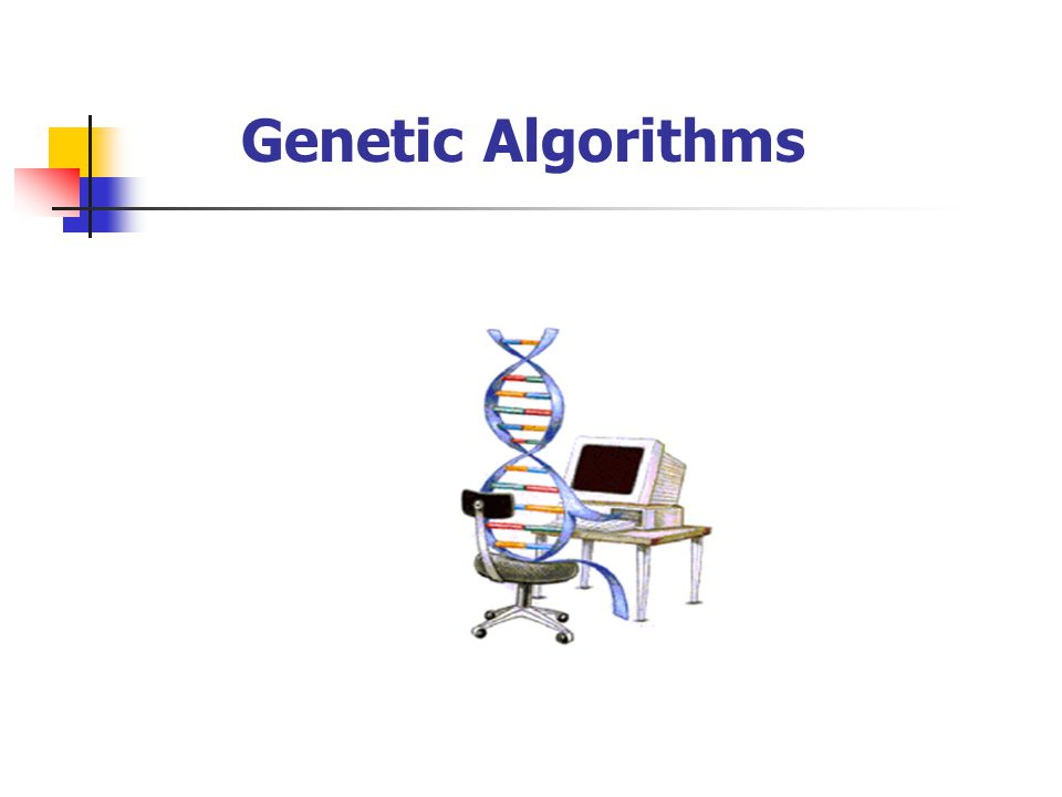 Simple genetic algorithm Reproduction:- individual strings are copied according to their objective fn: values f(FITNESS FUNCTION) Crossover:- Members of the newly reproduced strings are mated at random.