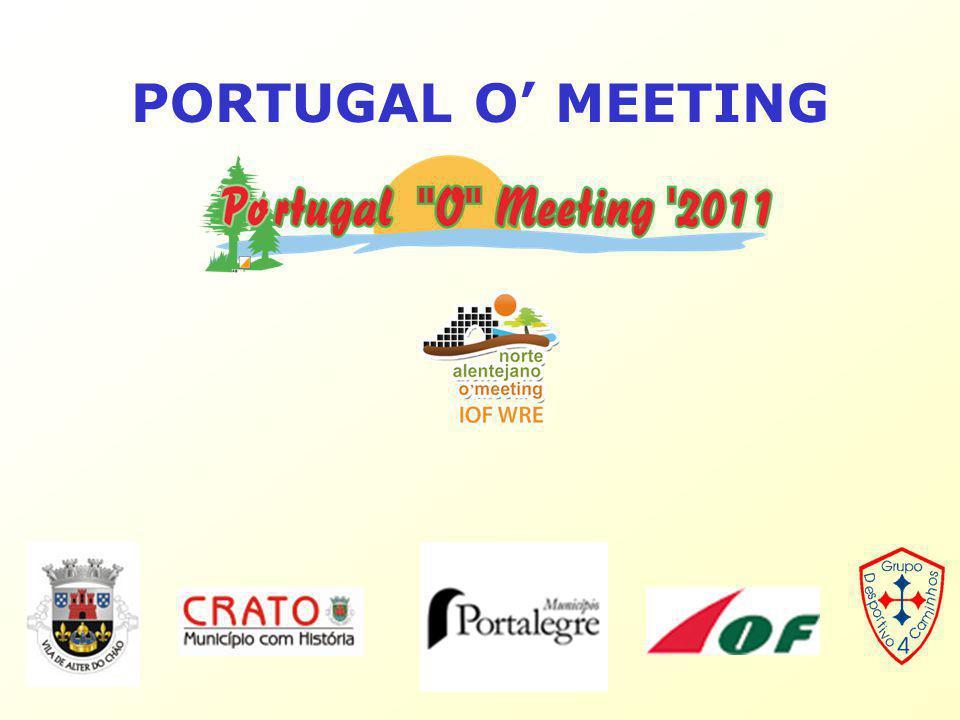 PORTUGAL O' MEETING