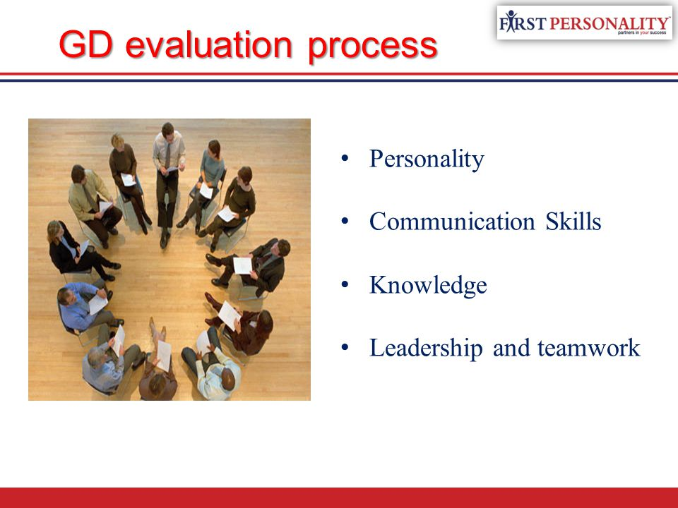PREPARATION  Make your best impression on the interviewers.