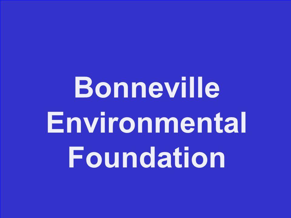 Bonneville Environmental Foundation