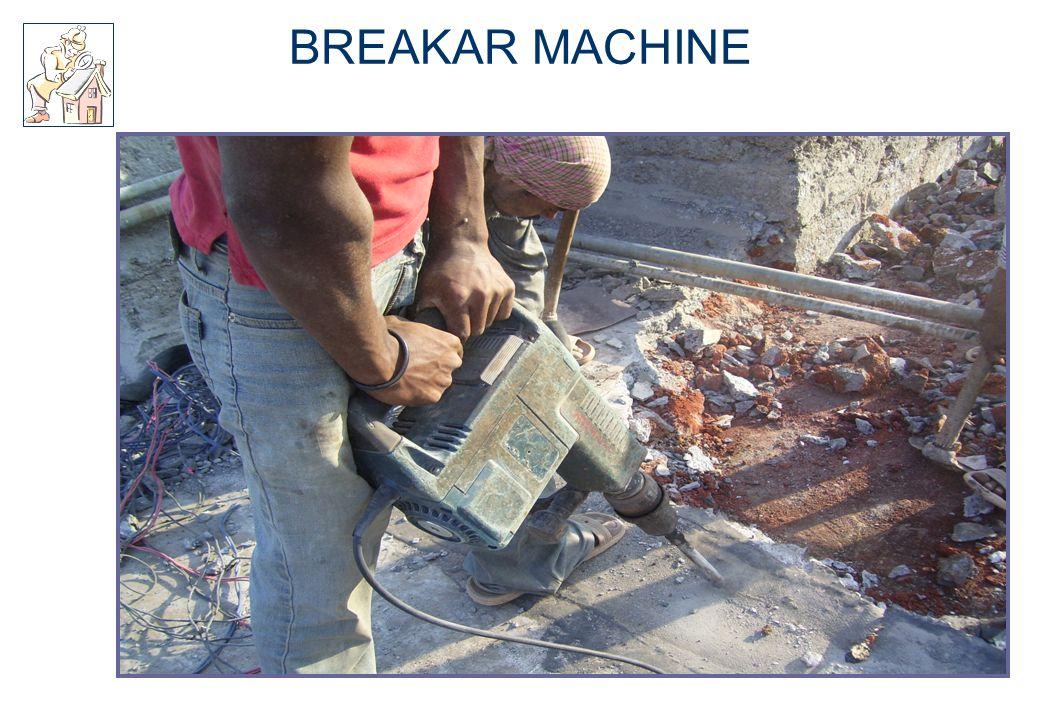 BREAKAR MACHINE