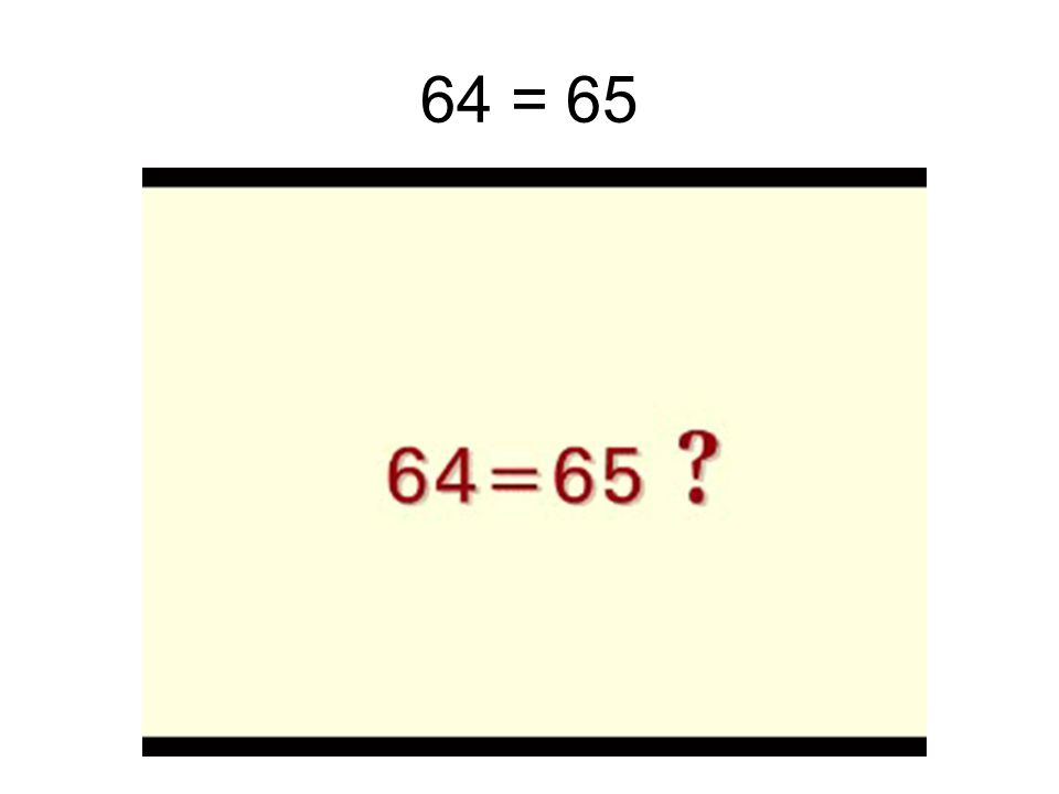 64 = 65