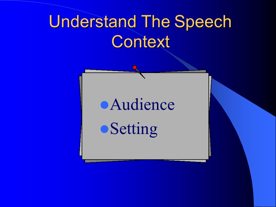 Ethics in Speech Preparation - Researching Take Accurate Notes When Researching Record Complete Source Citations Credit Source of Ideas When in Doubt, Cite Source