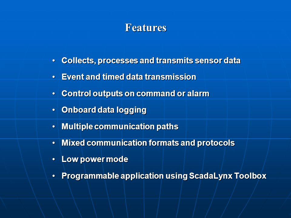 Serial Input - SI SDI-12SDI-12 SutronSutron Custom serial communications protocolsCustom serial communications protocols