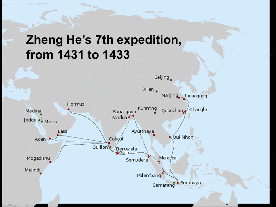 Why was Zheng He a eunuch.When Zheng He's father was killed, Zheng He was captured.