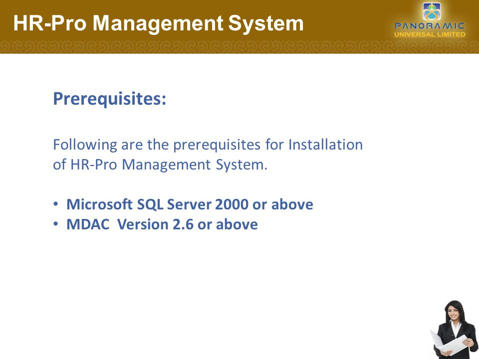 HR-Pro Management System Frequently Asked Questions - Following are some selected Frequently Asked Questions.