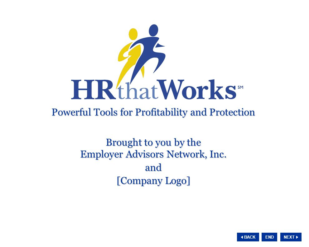 NEXT  BACK END Is HR That Works for me.