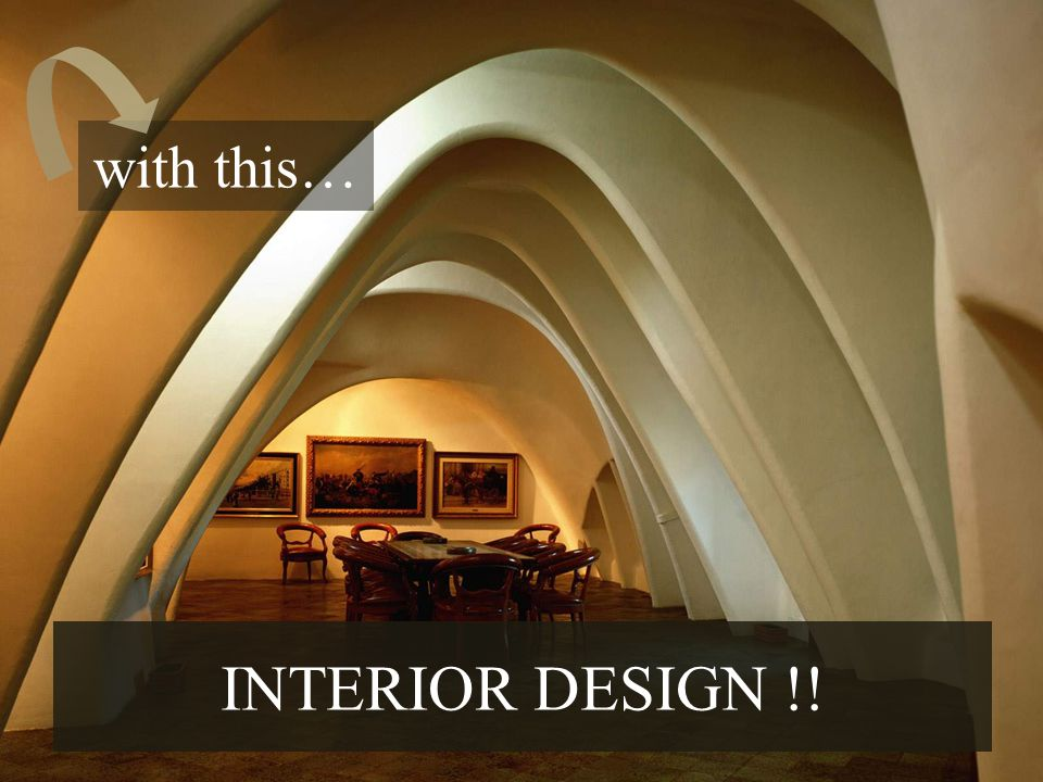 INTERIOR DESIGN !! with this…