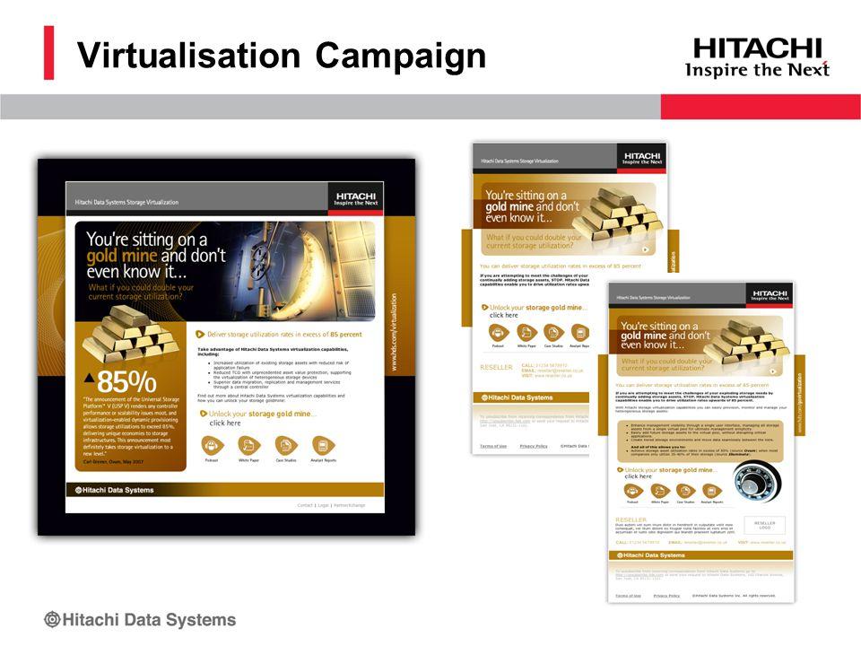 Virtualisation Campaign
