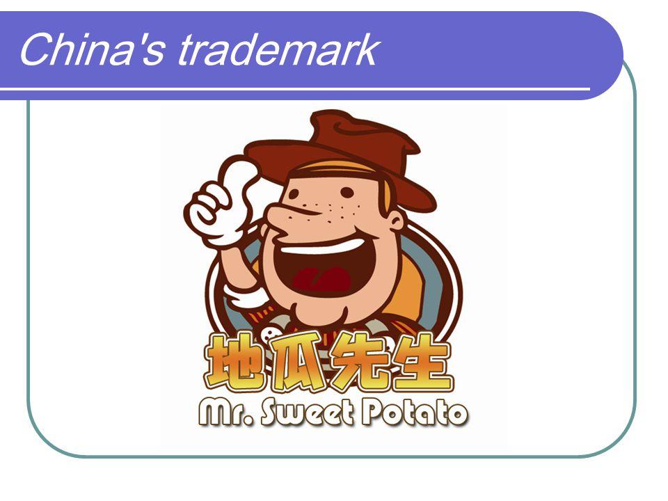 China's trademark