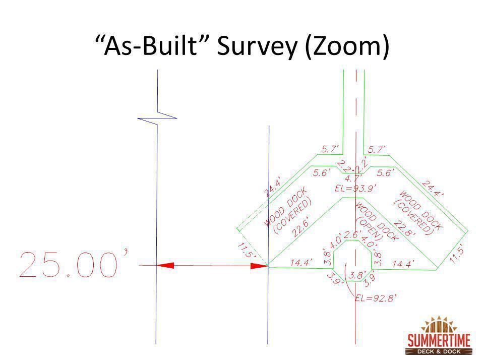 As-Built Survey (Zoom)