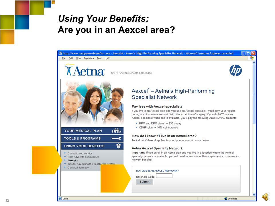 11 Tools & Programs: Other tools and programs available as an Aetna member
