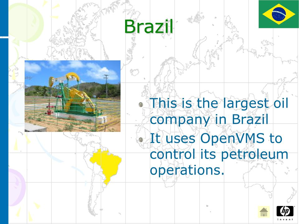 Australia HP and OpenVMS are the key IT infrastructure provider to the six major players in the Australian Lottery industry.
