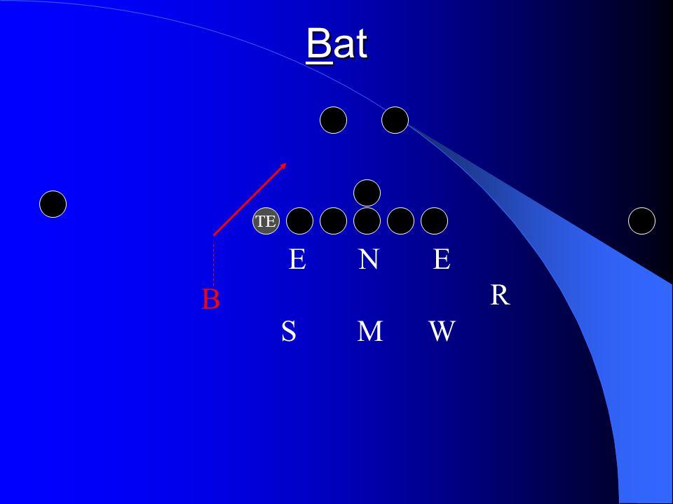 Bat TE E N E R S M W B